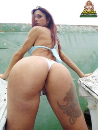 brazilian transsexual gallery polyana santorini