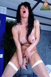 brazilian transsexual leticia griffol brazilian
