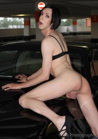 crossdresser nude crossdresser