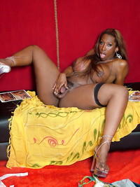 ebony shemale pictures fat ebony